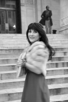 Christina Carathanassis of Christabelle's Closet The Blog