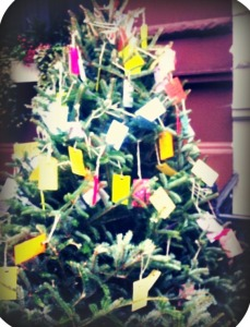 The Giving Tree of the UWS