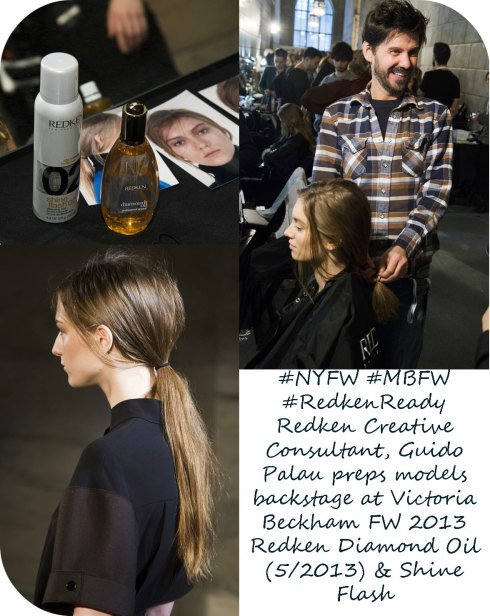 Photos by Charles Sykes for Redken