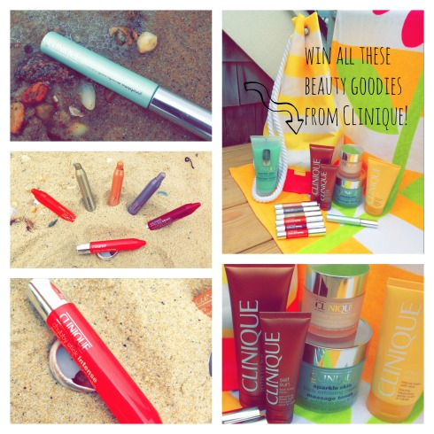 ENTER TO WIN: Clinique 2013 Summer Essentials