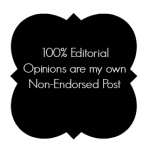 Editorial post only