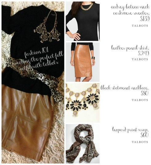 fall fashion 101 - must haves from Talbots (like you must have them NOW)