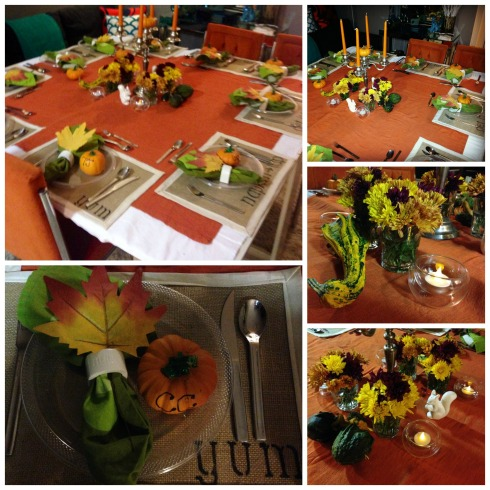 How to Create the Perfect Thanksgiving Table