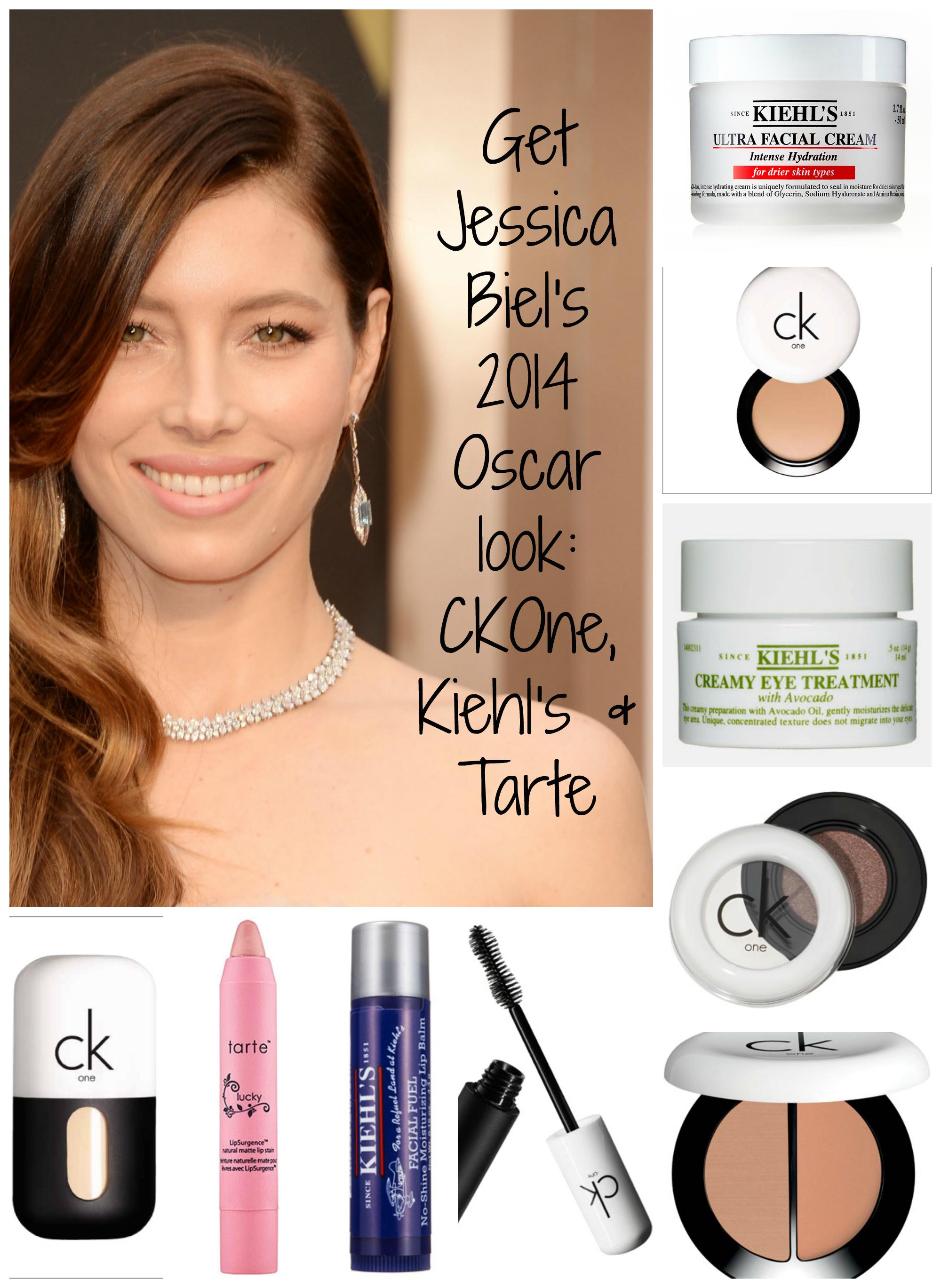 Jess Biel Oscar Look 2014